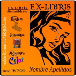 ExLibris Wonder Woman